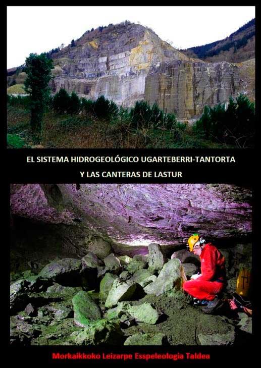 Publicaciones sobre espeleología en Elgoibar y alrededores.