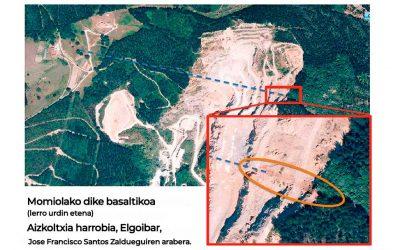 Momiolako dike basaltikoa (1)