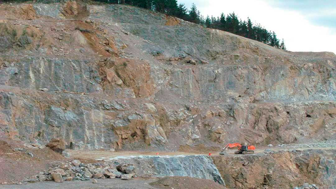 Momiolako dike basaltikoa 2