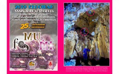 Libro 25 aniversario del Museo de fósiles y minerales. PDF