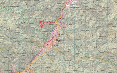 Minas de Elgoibar (1): La mina de Talaixa